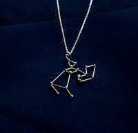 Astronomy Necklace